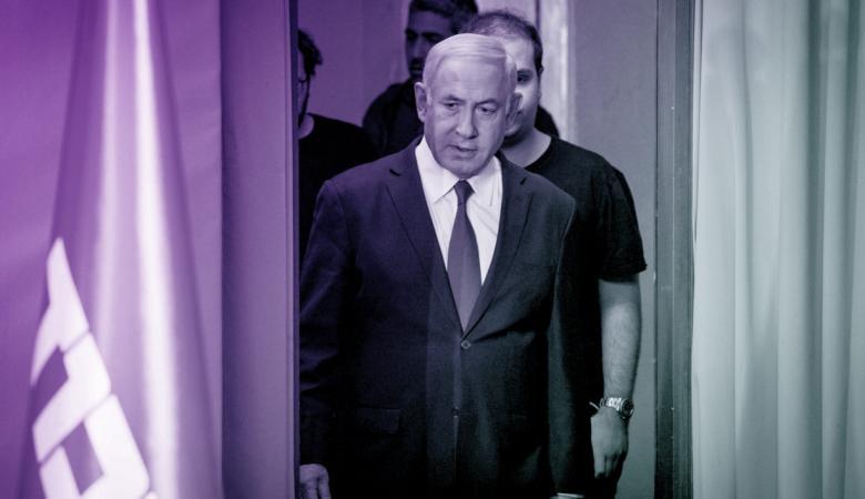 """""""اسرائيل """" : توجيه ثلاثة تهم لنتنياهو"""