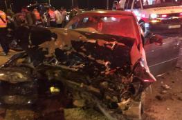 10 اصابات في حادث سير شمال أريحا