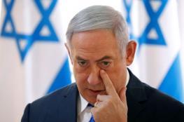 آلاف المستوطنين يتظاهرون في تل ابيب دعما لنتنياهو