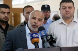 ابو نعيم : كل من يدخل غزه سيحول الى الحجر الصحي