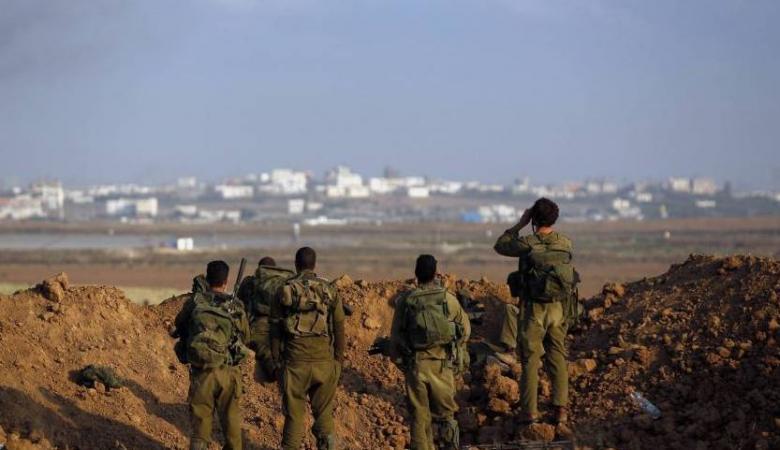 الاحتلال يعتقل مواطنا تسلل من غزة