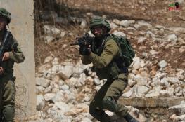 اصابة 3 شبان برصاص الاحتلال بقمع الاحتلال لمسيرة كفرقدوم