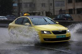 جنين تتصدر ...أعلى 7 مناطق هطولا للأمطار في الموسم الحالي