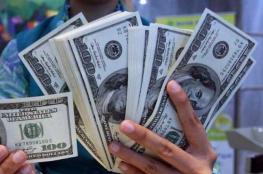 ثبات على سعر صرف الدولار مقابل الشيقل