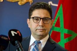 المغرب :  لا ينبغي أن نكون فلسطينيين أكثر من الفلسطينيين أنفسهم