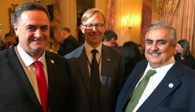 وزير خارجية البحرين: الدعم الإيراني لحماس يبعد السلام