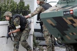 الجيش اللبناني يقتل أمير داعش في عرسال