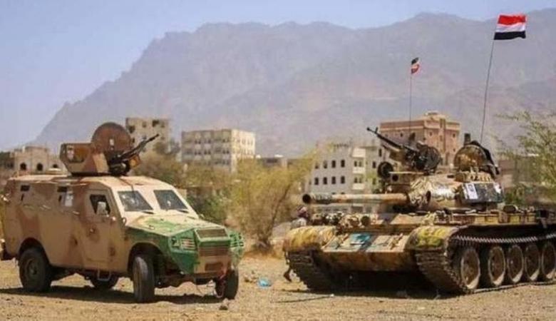 الجيش اليمني يتقدم صوب مركز مديرية باقم بمحافظة صعدة