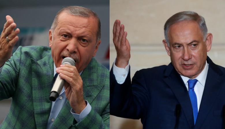تركيا تشن هجوما لاذعا على نتنياهو لتهجمه على الطيب اردوغان