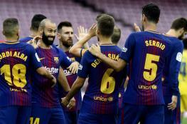 نجم برشلونة يرفض التوقيع على عقد جديد