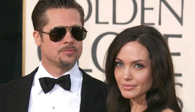 تطور مفاجئ في قضية طلاق براد بيت وانجلينا جولي
