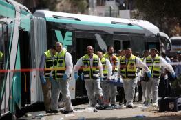 """العمليات الفلسطينية أدت الى مقتل """" 33 """" مستوطنا وجنديا اسرائيليا"""