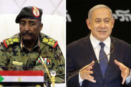 """البرهان: التطبيع مع """"إسرائيل"""" لمصلحة السودان"""