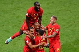 البرازيل تودع المونديال بعد خسارتها أمام بلجيكا الناري