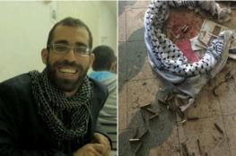 """استشهاد """"باسل الأعرج """" في اشتباك مسلح في مدينة البيرة"""