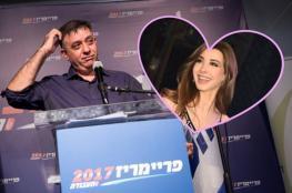 زعيم اسرائيلي  مغرم بنانسي عجرم