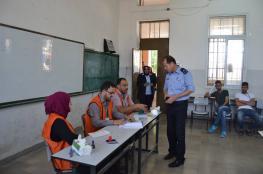 نسبة التصويت 80%.. إغلاق مراكز الاقتراع المسبق لقوى الأمن