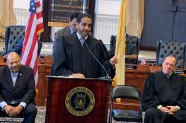 لأول مرة .. فلسطيني قاضيا للقضاة في أميركا