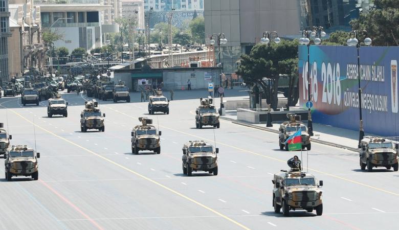 تركيا واسرائيل تدعمان اذربيجان بالاسلحة والعتاد العسكري