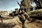 القوات العراقية تتقدم باتجاه جامع النوري غربي الموصل