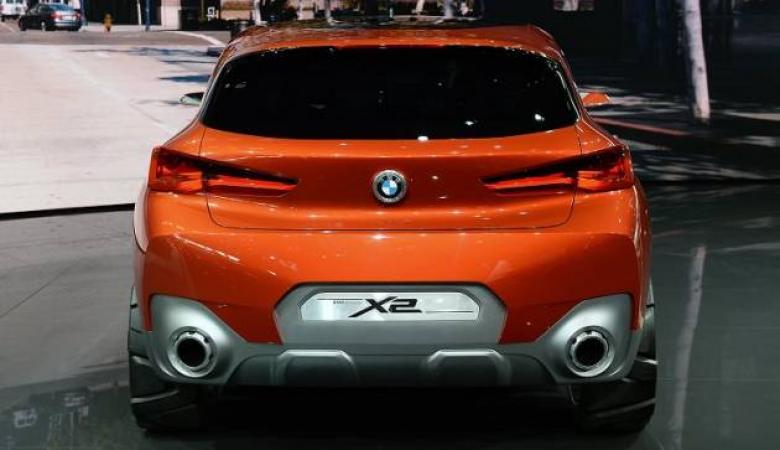 مواصفات عالمية لسيارة  بي ام دبليو X2
