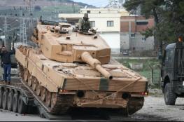 تركيا تهدد القوات السورية اذا دخلت عفرين لحماية الأكراد