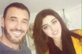 سارة التونسية تكسر عزوبية كاظم الساهر وتتزوجه