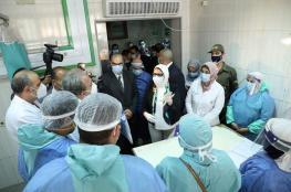مصر تسجل 1367 اصابة جديدة بفيروس كورونا و34 حالة وفاة