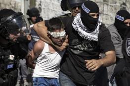 الاحتلال يفرض غرامات باهظة بحق 69 طفلا قاصراً