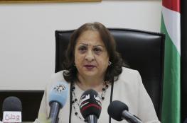 وزيرة الصحة تعقد اجتماعا طارئاًُ للجنة الوبائيات بعد ارتفاع الاصابات