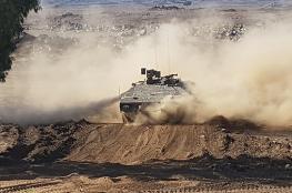 مناورات مفاجئة لجيش الاحتلال لمحاكاة حرب