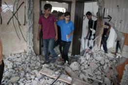 """الاحتلال هدم """"23"""" منزلا فلسطينيا  منذ اشتعال """"انتفاضة القدس """""""