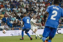 """ريال مدريد يسقط في فخ """"خيتافي """" بالليغا"""