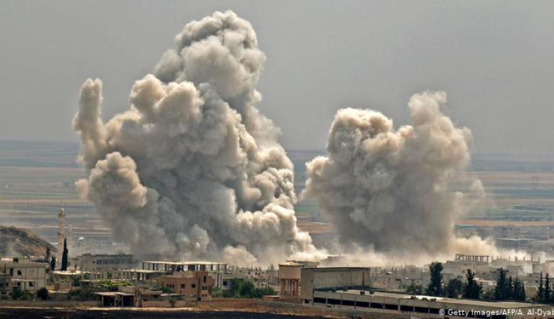 وقف اطلاق النار في ادلب السورية بقرار من مجلس الامن الدولي