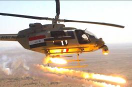 الطيران الحربي العراقي يقصف عدة مواقع في سوريا!