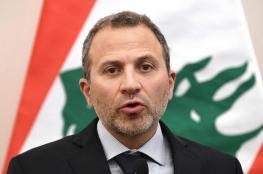 """وزير خارجية لبنان: انقذوا بلادي قبل أن تصبح """"دولة فاشلة"""""""