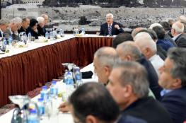 القيادة الفلسطينية تمنح حماس فرصة أخيرة قبل اتخاذ اي اجراء ضدها