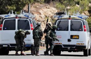 مقتل مستوطنة واصابة آخرين في عملية تفجيرية غرب رام الله