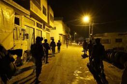الاحتلال يشن حملة اعتقالات ومداهمات في رام الله