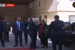 الرئيس يستقبل رئيسة مالطا في رام الله