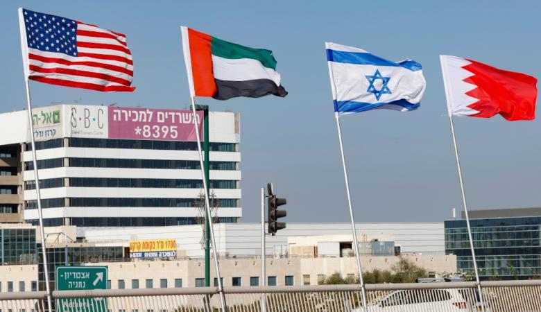 """واشنطن : دول خليجية ستعمل لصالح امن """"اسرائيل """""""