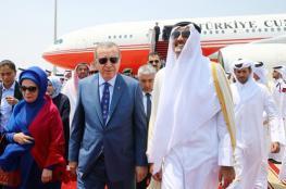 اردوغان يزور قطر غدا لتعزيز التعاون بين البلدين