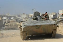 ارتفاع القتلى المدنيين في الغوطة الشرقية وسط تقدم للمعارضة