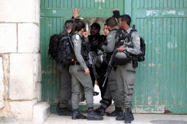 مخطط اسرائيلي لاعادة اغلاق باب الرحمة في الأقصى