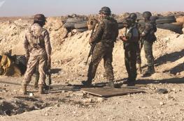 """سوريا الديمقراطية تحرر منطقة جديد بدير الزور من قبضة مسلحي """"داعش """""""