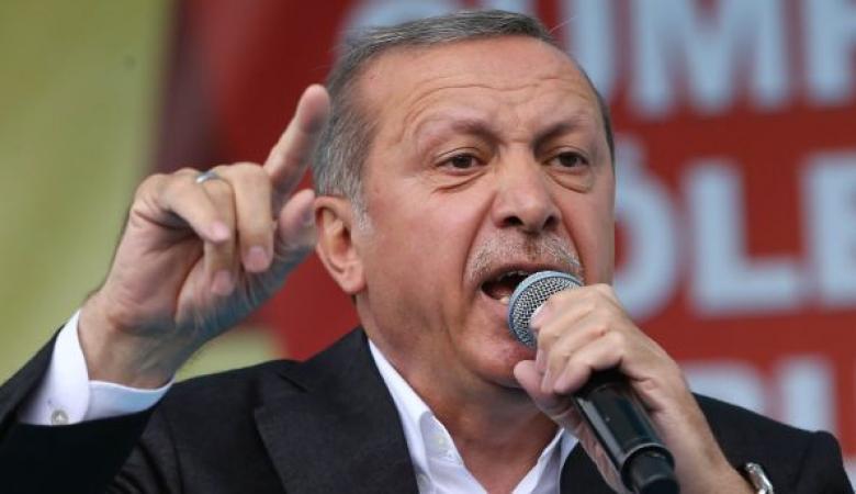 هجوم اسرائيلي جديد على  اردوغان لدعمه للفلسطينيين