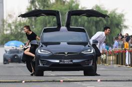 """ارتفاع مبيعات """"تيسلا"""" الامريكية في الصين"""