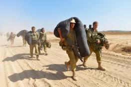 شاهد ..الاحتلال يتجهز لأي حرب قادمة مع غزة