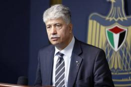 مجدلاني : لا امن ولا استقرار دون اقامة دولة فلسطينية