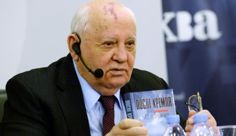غورباتشوف: العالم وكأنه يستعد للحرب